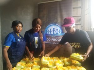 Chris Oyakhilome Foundation Volunteers