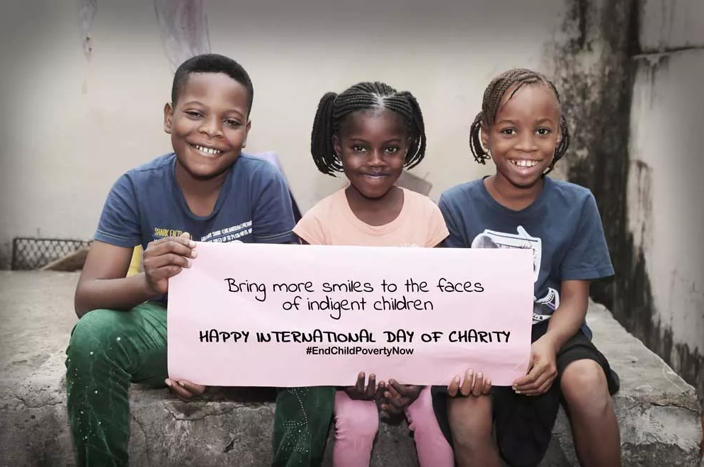 International Day of Charity with The Chris Oyakhilome Foundation International (COFI)